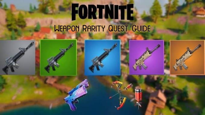 Fortnite: Códigos de jogos de armas para maio de 2021