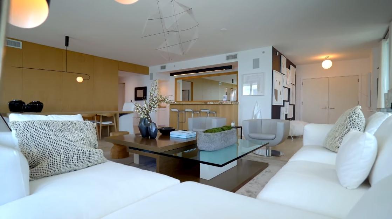 33 Interior Design Photos vs. 1445 16th St #LP-1, Miami Beach, FL Luxury Penthouse Tour