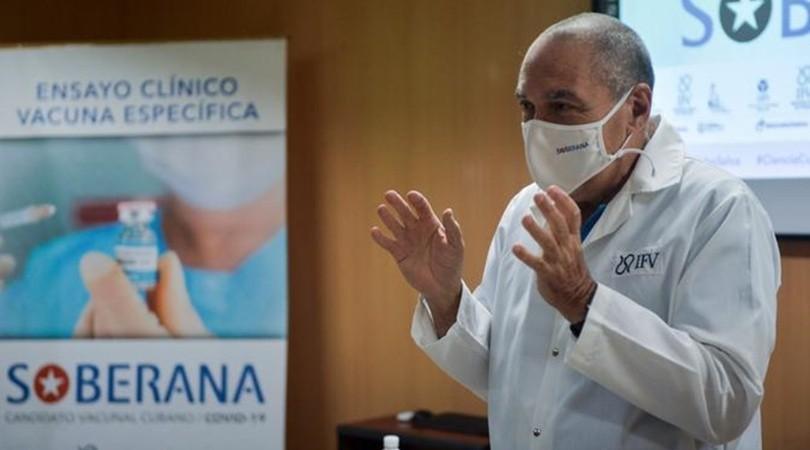 Cuba ultima detalles de la Soberana 2, la primera vacuna latinoamericana