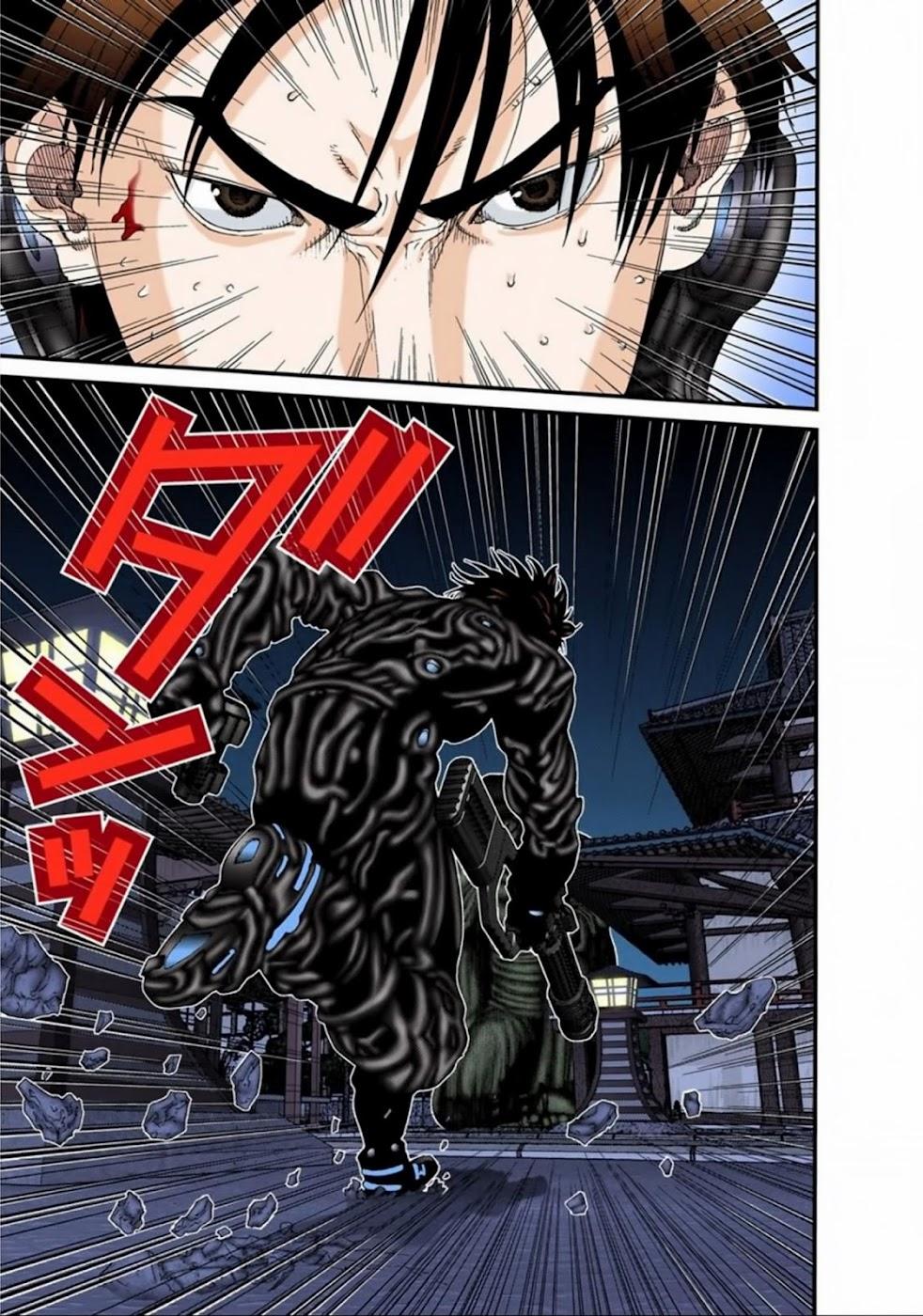Gantz Chap 73: Bàn tay của quỷ trang 11