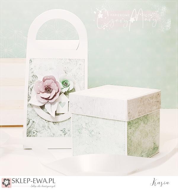Warstwowy exploding box