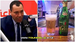 """(بالفيديو) والي تونس : بعد دراسات كبيرة قمنا بها قررنا عدم منع الكراسي في الحانات لأن المشروبات الكحولية لا يمكن إستهلاكها في"""" ڨوبلي"""""""