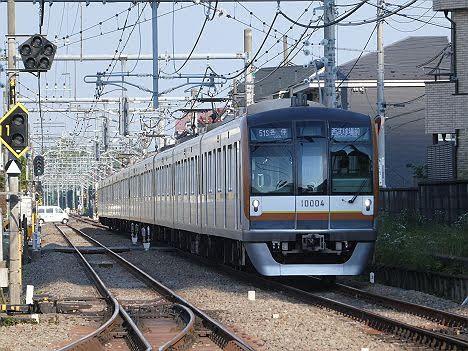 【平日ナイター限定運用】東京メトロの各停 西武球場前行き