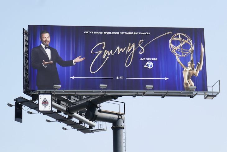 72nd Primetime Emmy Awards billboard