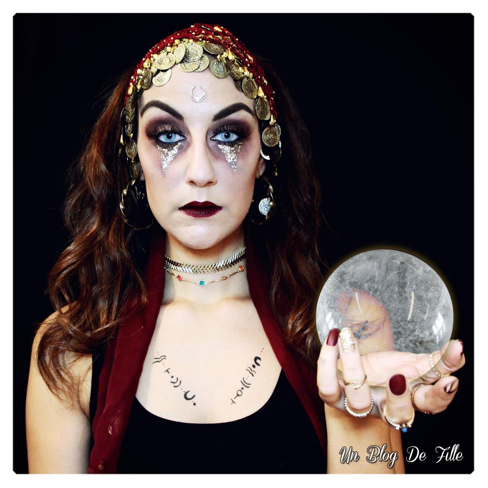 http://www.unblogdefille.fr/2019/10/maquillage-halloween-sorciere-voyante.html