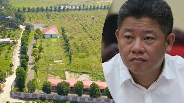 Hà Nội bao che vụ người nhà Giám đốc Sở KH-ĐT được giao đất trái luật?