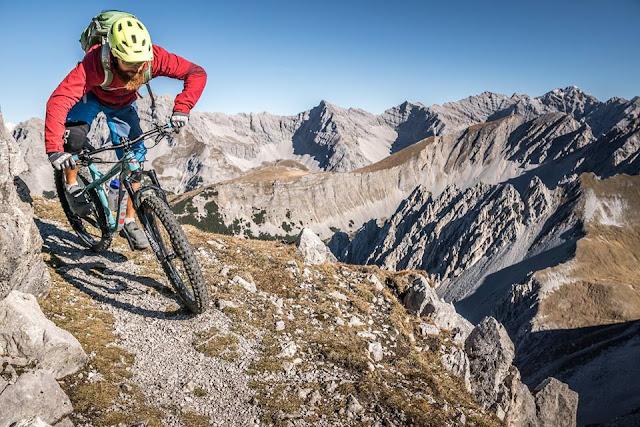 Uphill mountainbike hafelekar ibk
