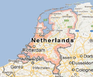 Netherlands_google_map