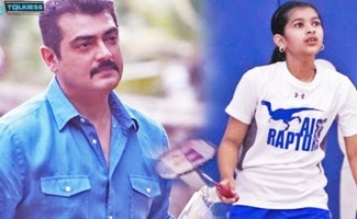 Thala Ajith's golden advice to Vijay's daughter Divya