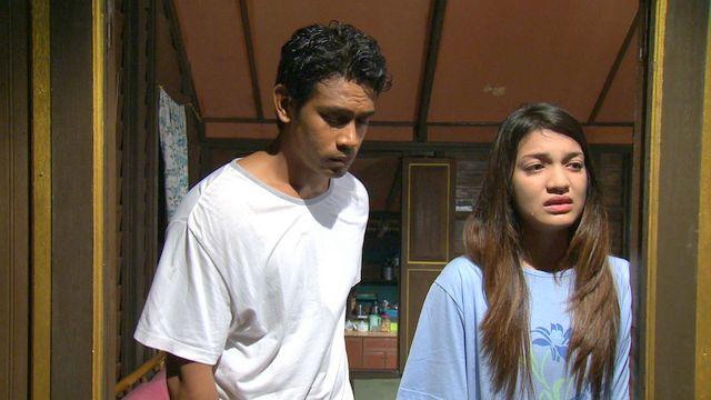 Drama Remy Ishak dan Amyra Rosli