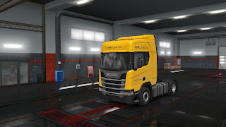 european logistics companies paint jobs pack screenshots 24, kıta logistics