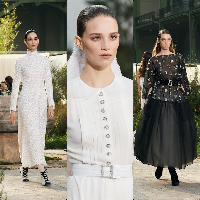 Chanel Haute Couture Spring Summer 2020. RUNWAY MAGAZINE ® Collections