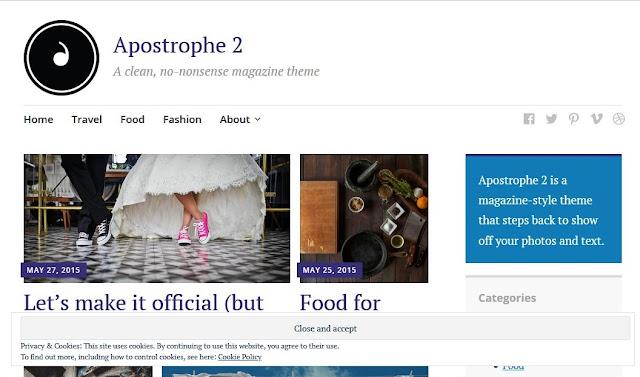 テーマApostrophe2