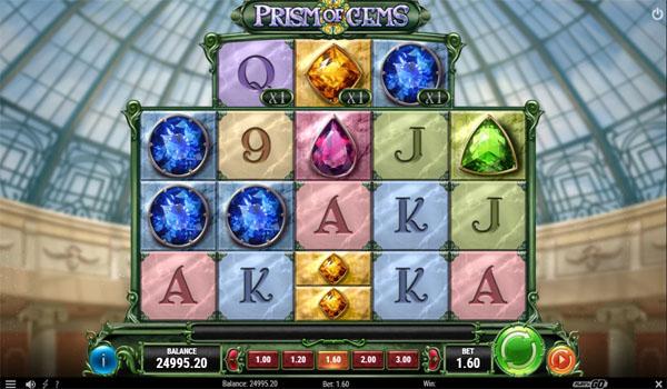 Main Gratis Slot Indonesia - Prism of Gems Play N GO