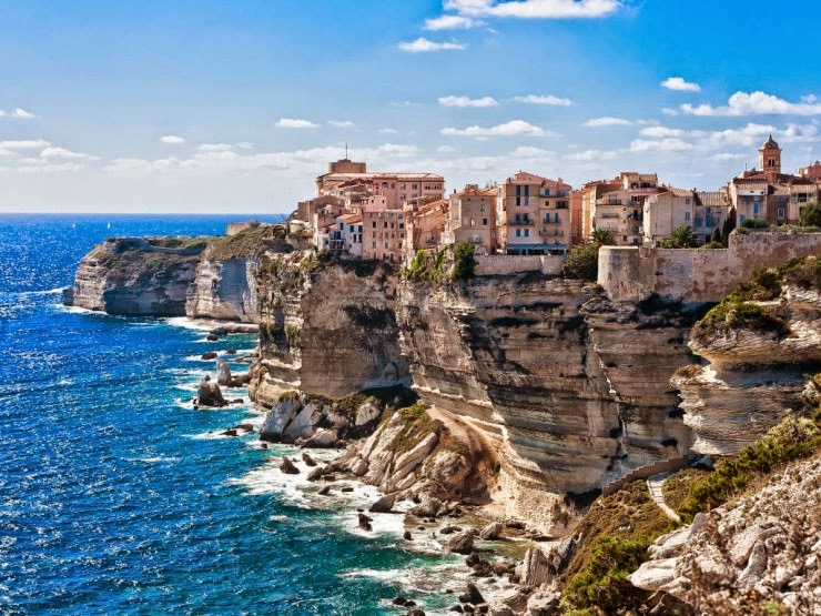 2. Corsica, France - Top 10 Mediterranean Destinations