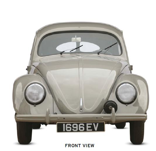 Volkswagen Beetle, classic cars