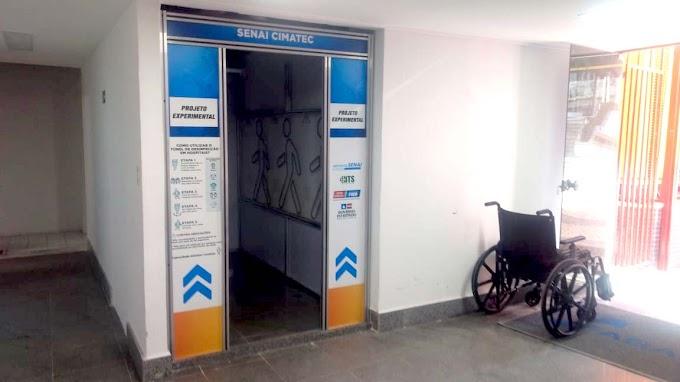 Hospitais de Salvador, Remanso e Irecê recebem túneis de desinfecção do Estado