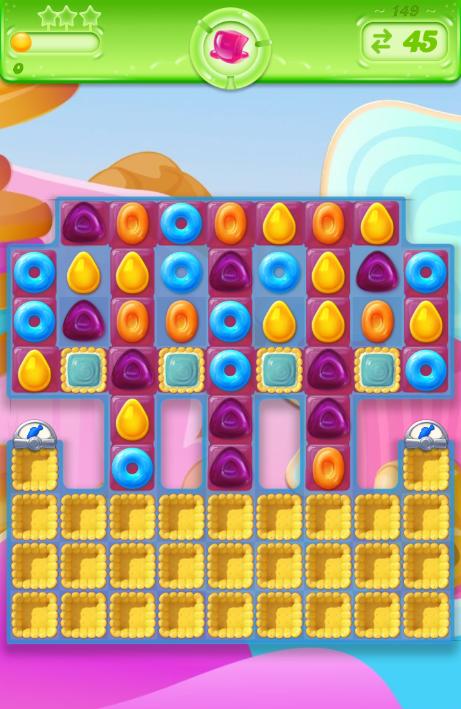 Candy Crush Jelly Saga 149