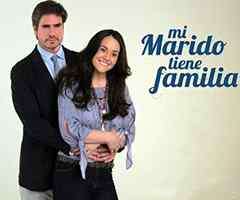 Telenovela Mi marido tiene familia