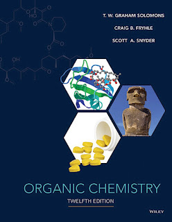 Organic Chemistry 12th Edition by Fryhle, Snyder & Solomons