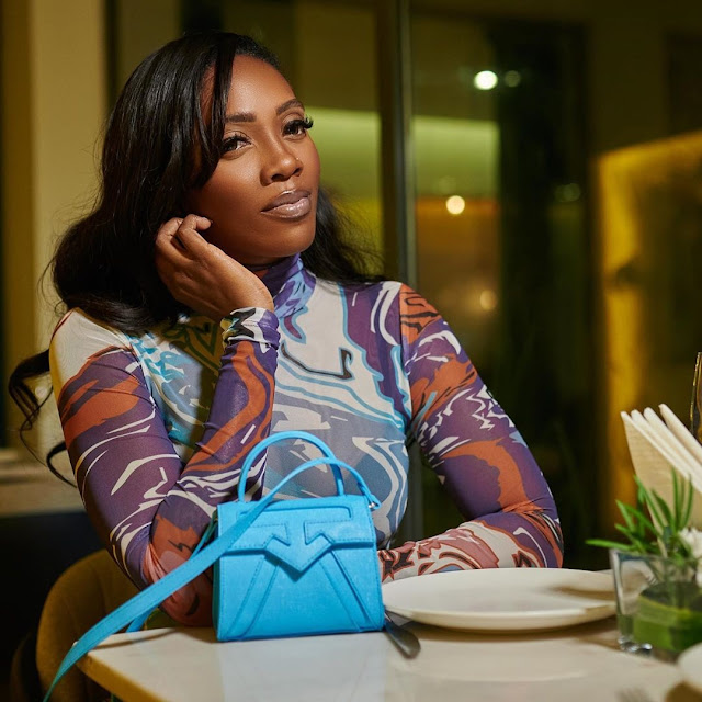 'It Is Finished' - Alex Unusual Reacts As Tiwa Savage Drops Her N٭ude Photos Online