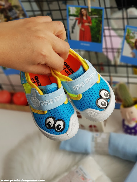 Gezer bebek ayakkabısı