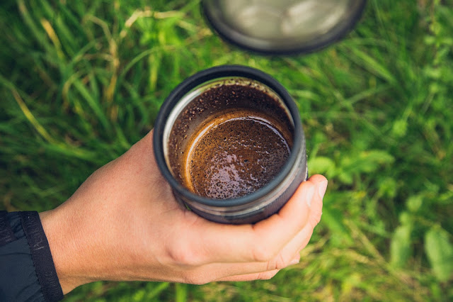 Gear of the Week #GOTW KW 38  Kaffee für unterwegs  GSI Outdoors  Ultralight Javadrip  Commuter Java Press  Infinity Backpacker Mug 07