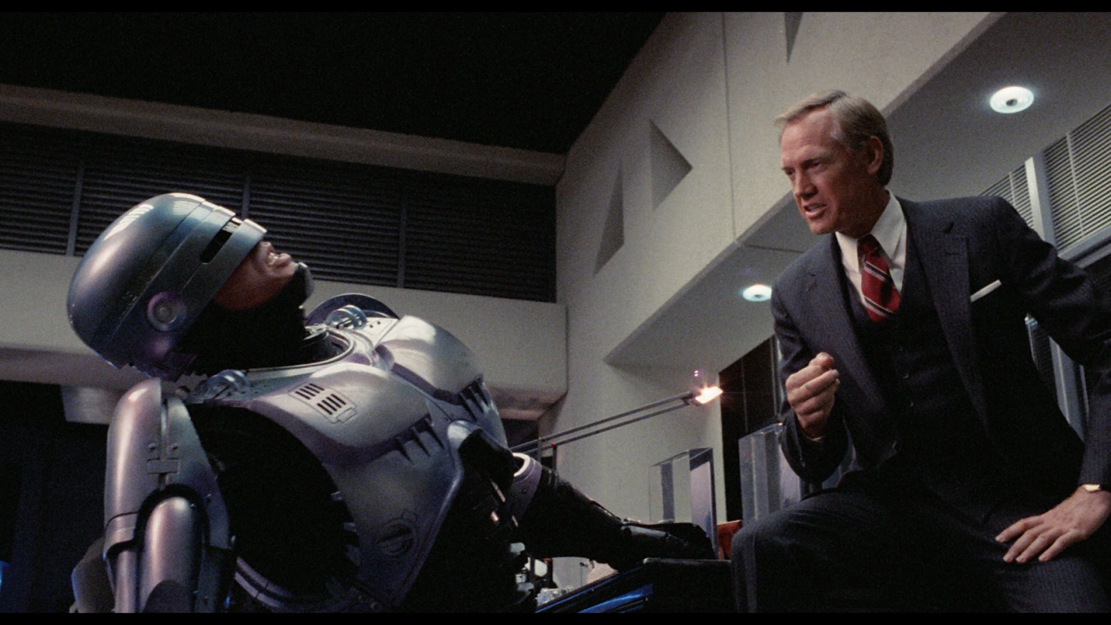 RoboCop (1987)(Arrow Video) Blu-ray Review: The Basics