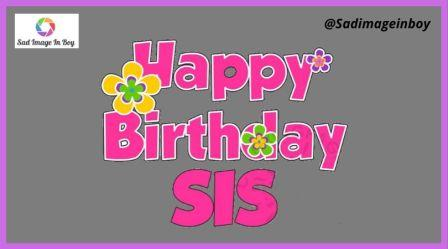 Happy Birthday Sister Images | weird birthday gif, happy blessed birthday images, best sister meme, funny birthday cards for sister