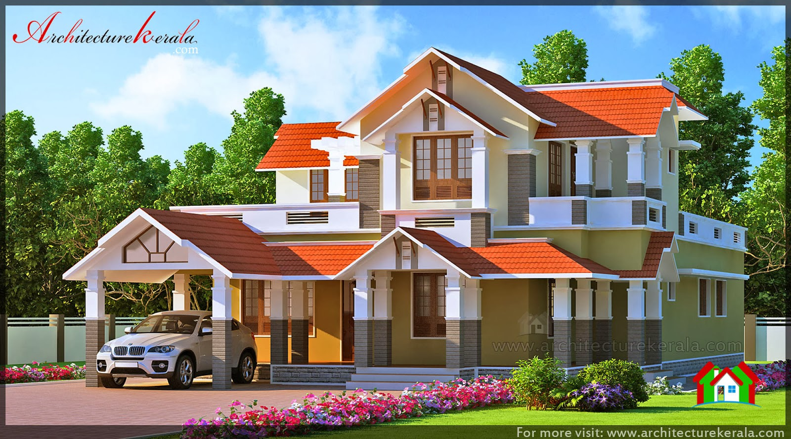 2900 SQUARE FEET KERALA HOUSE