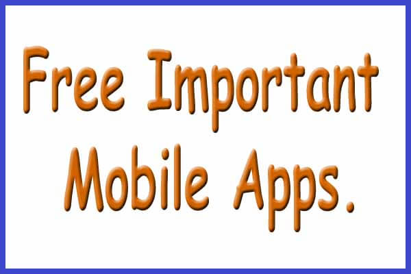 Best Free Android Apps, most unique android apps.