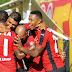 ESPORTE / Vitória confirma favoritismo, bate o Sergipe é o 1º do Grupo: Veja os gols