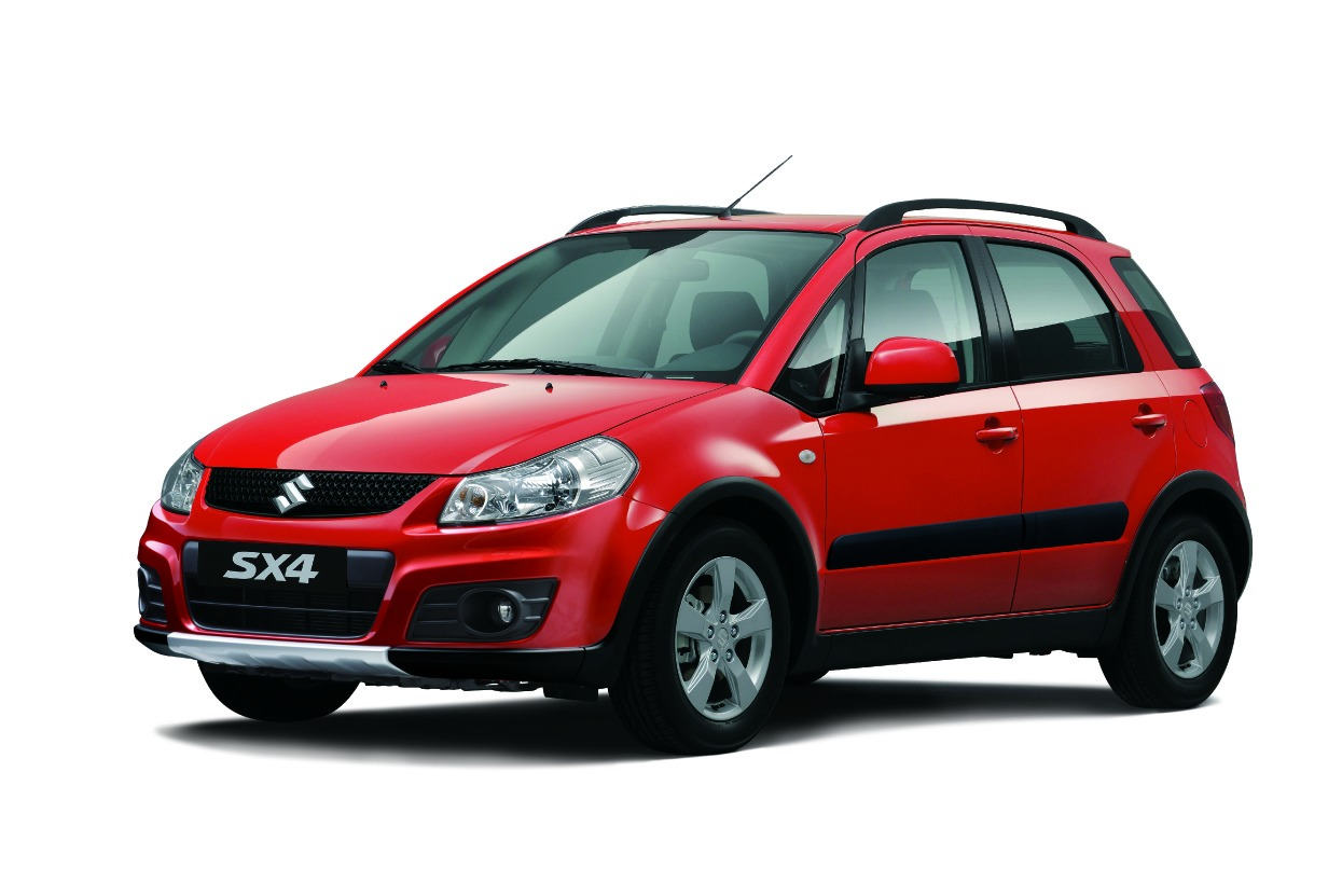 Suzuki Sx4 New Model 2013