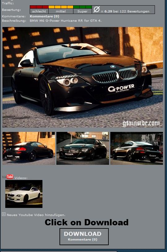 GTA Tutorials: [GTA IV] Install Car Mods with OpenIV