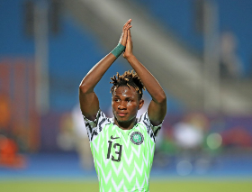 Wow What a Great News, Gernot Rohr Names The Four Super Eagles Players Who Impressed Him At AFCON 2019