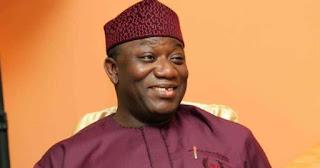 Kayode Fayemi of Ekiti state