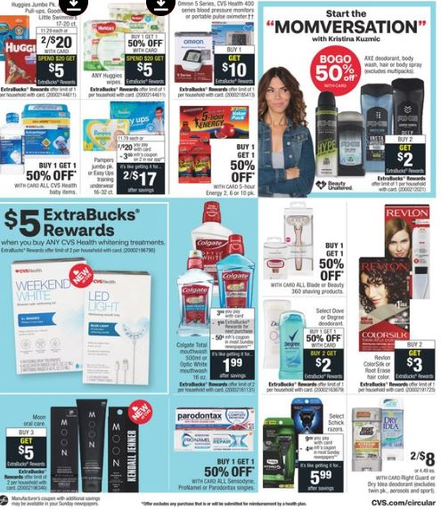 CVS Weekly Ad Preview 5/17-5/23