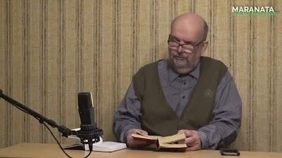 Bibelstudium live kl. 18 med Hans Lindelöw