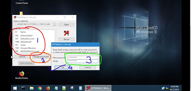 How to reset Windows 10 password Latest 2019
