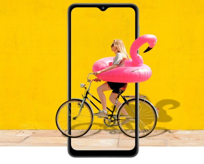 Samsung Galaxy A32 5G display size