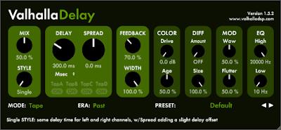 Valhalla Delay Vst Free Download