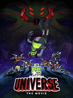 Download Ben 10 Versus the Universe: The Movie (2020) Full Movie Dual Audio Hindi 720p 850MB WEBRip