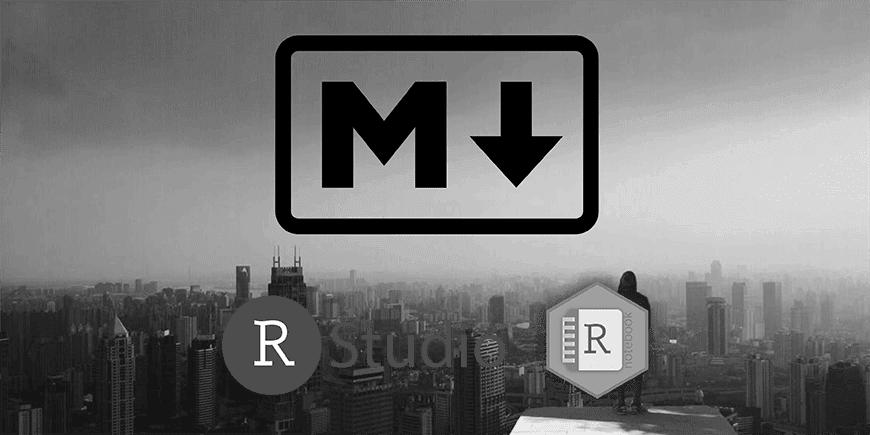 Documentação com Markdown: Literate programming com R Notebook
