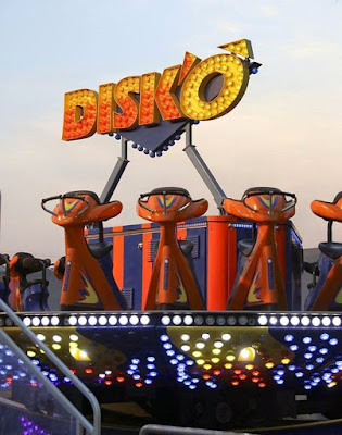 Mega Disko Ride at kankaria Lake