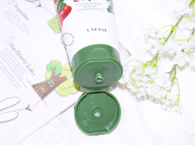 Vegetable Foam Cleansing lafine
