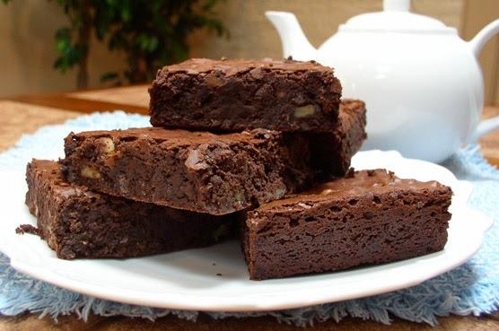 Brownies Nikmat Pakai Kental Manis