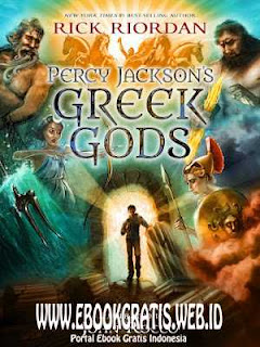 Ebook Novel Rick Riordan - Percy Jackson's - Greek Gods - Full Halaman