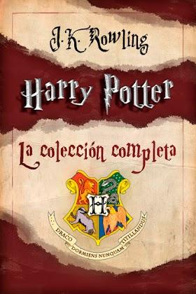 Harry Potter Coleccion Completa (PDF)