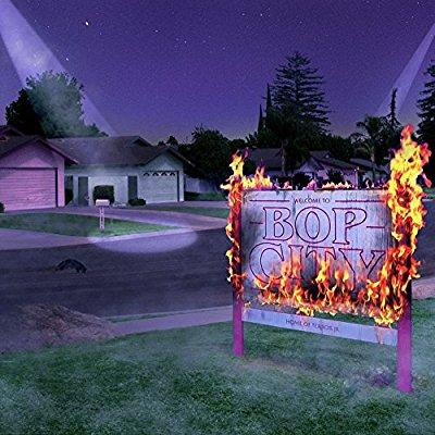 Terror Jr - Bop City 2: TerroRising - Album Download, Itunes Cover, Official Cover, Album CD Cover Art, Tracklist