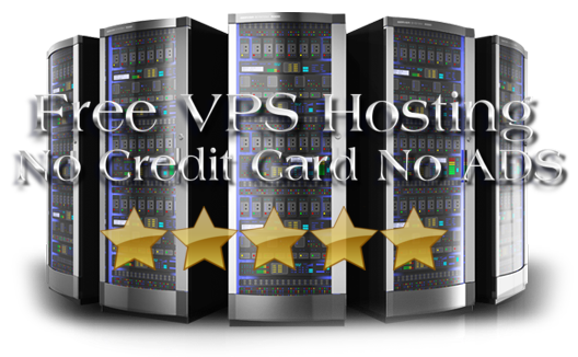 [GIVEAWAY] Free VPS Hosting [No Credit Card No ADS]